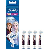 Oral B Stages Replacement Brush Frozen X4