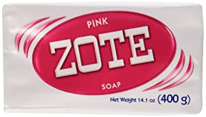 Zote Soap Laundry