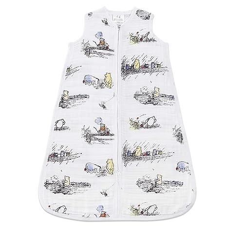 Aden plus anais Aden anais light sleeping bag winnie the pooh 18-36 months Disn3005