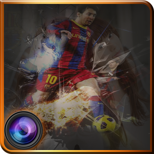 Leo Messi Photo Mirror Effects