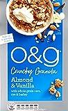 O&G Almond Vanilla Crunchy Granola, 450g