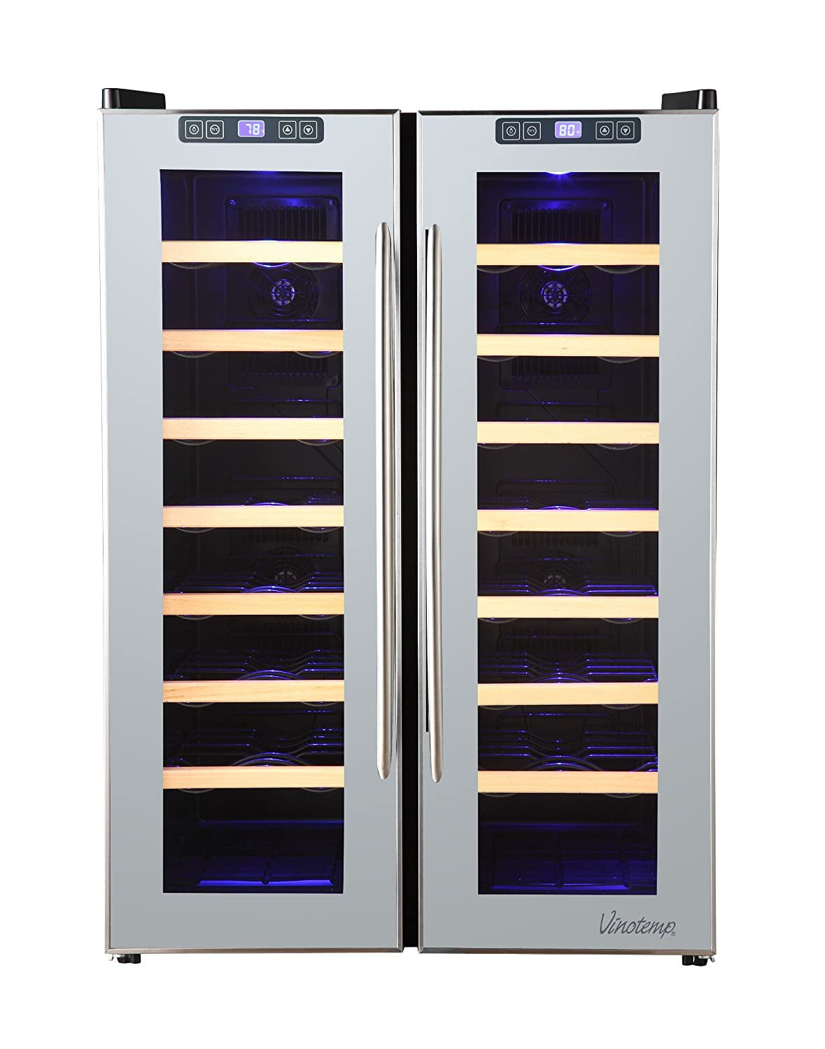 Vinotemp 48-Bottle wine cooler
