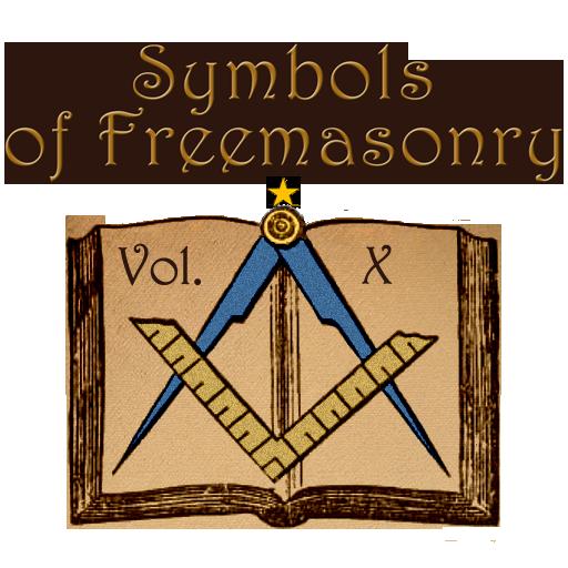 Symbols of Freemasonry Vol. X - For Reflection Symbol