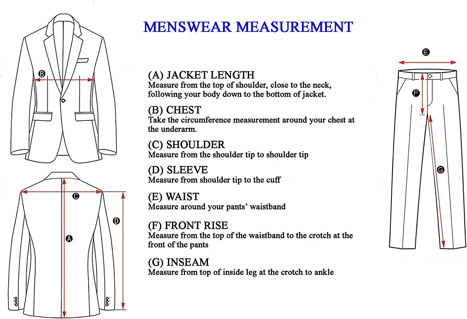 Modern Fit Mens Suit Single Breasted 2-Piece 2 Button Jacket Pleated Pants
