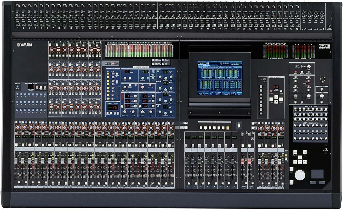 Amazon.com: Yamaha pm5d 48 entradas Digital para mezclar ...