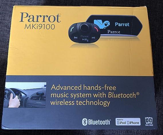 Parrot Bluetooth Freisprecheinrichtung Freisprechanlage Computer Zubehör