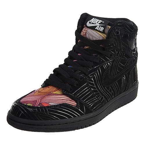 fe88c5c28a0 AIR JORDAN 1 RETRO HIGH OG LHM 'LOS PRIMEROS' - AH7739-001 - SIZE 4:  Amazon.ca: Shoes & Handbags