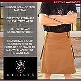 """UT Kilts""""The Standard"""" Utility Kilt, Modern"""