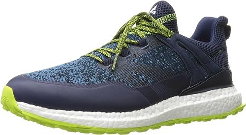 Amazon Com Adidas Golf Men S Crossknit Boost Golf Shoes Golf