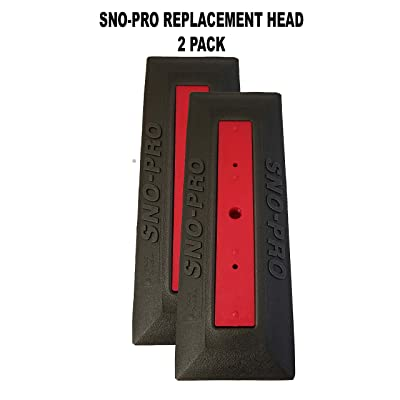 Angel-Guard SNO Brum SNO Pro Replacement Head 2 Pack: Automotive