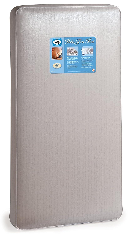 Sealy EM438-VIV1-CM01 Baby Firm Rest Crib Mattress