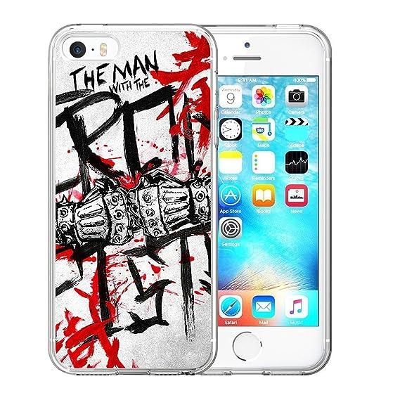 pretty nice e6cfc 3d8dc Amazon.com: iPhone 5/5S Case, Boston Terrier iPhone 5/5S/SE Case ...
