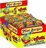 eFrutti Mini Burger Gummy 60 Pack