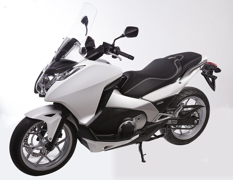 Shad SHH0I720C Asiento Confort para Honda Integra 700 Negro