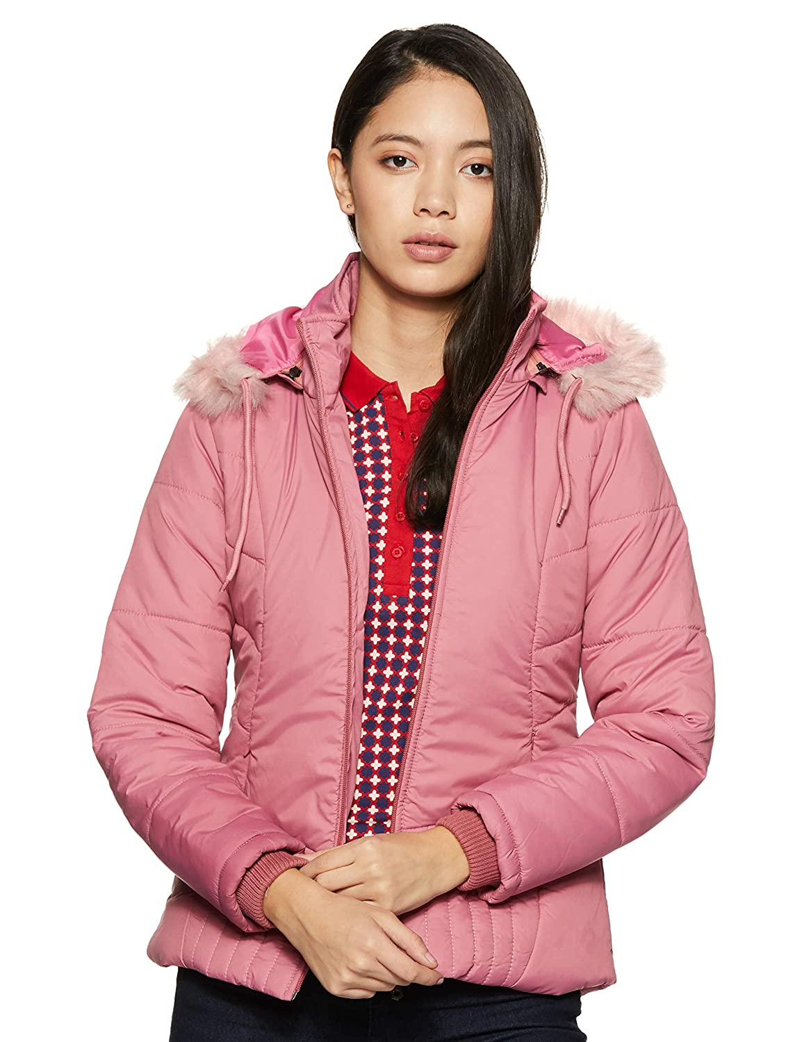 Min 65% Off on Sweatshirts and Jackets from Amazon Brand -Eden & Ivy, Cazibe and More