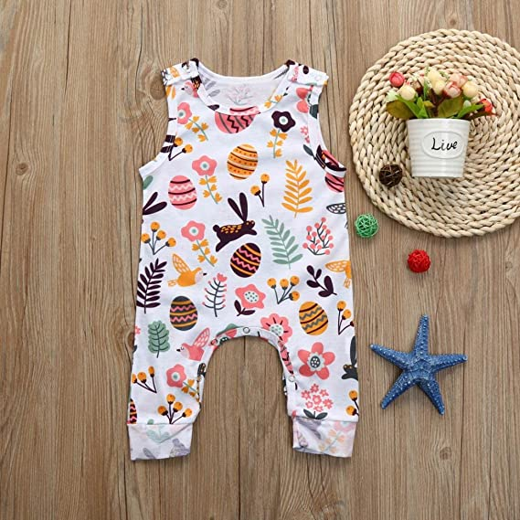 Sunbona 2pcs Set Outfits Toddler Baby Boys Print Long Sleeve Pullover Blouse+Cloud Printed Pants Clothes