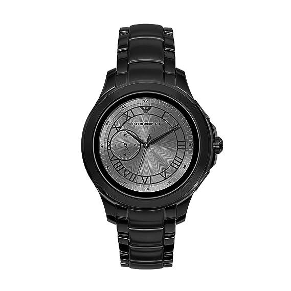 Emporio Armani ART5011 Reloj Inteligente Black: Amazon.es ...