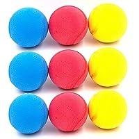 Leisure 6656 9 zachte ballen 6,5 cm