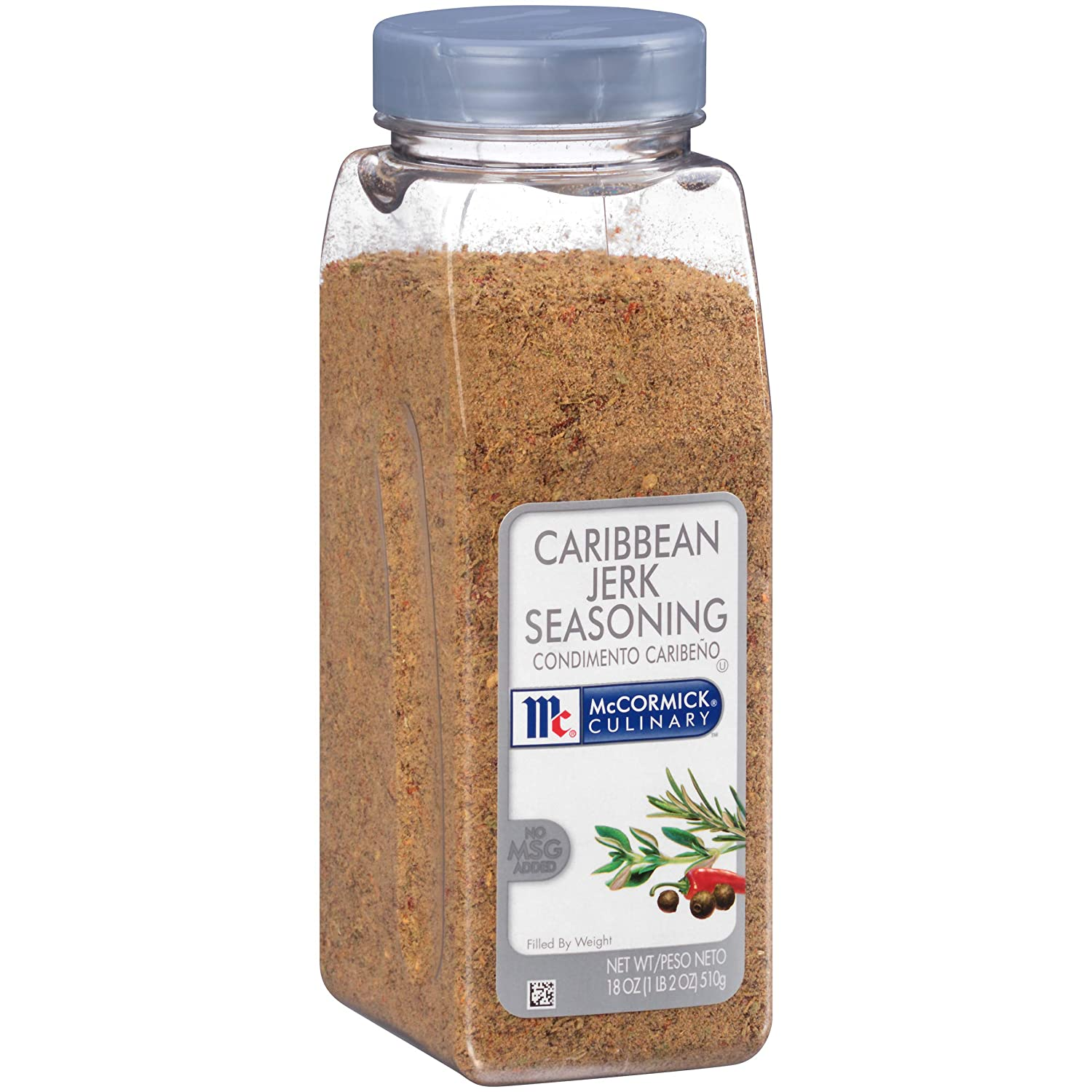 McCormick Culinary Caribbean Jerk Seasoning, 18 oz