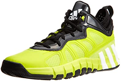 the best attitude fd645 1bef6 adidas Crazyquick 2.5 Low Mens Basketball TrainersShoes-Green-11