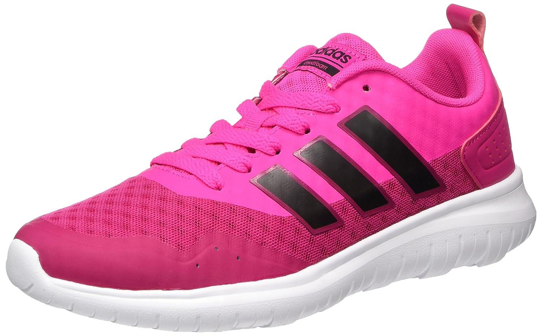 Adidas Cloudfoam Lite Flex W Aw4203, Zapatillas para Mujer, Rosa (Pink, 38 EU