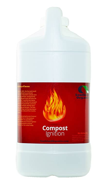 Compost Ignition- 2.5 Gallons