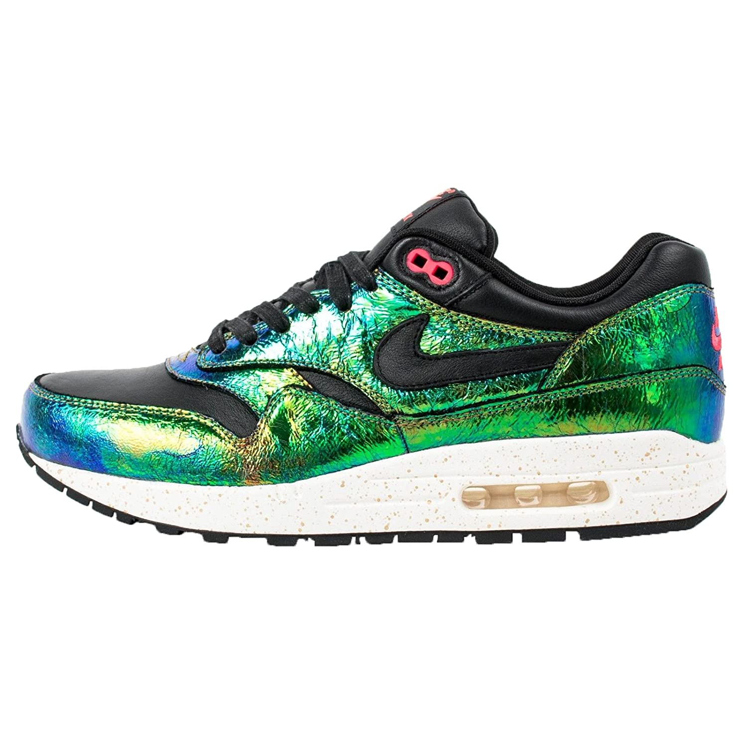 Nike Mens Air Max 1 Sup QS Trophy Leather Athletic Sneakers