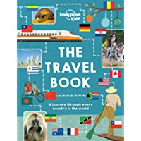 The Travel Book: Mind-Blowing Stuff on Every Country in the World (Lonely Planet Kids)