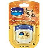Vaseline Lip Therapy Lip Balm Mini Creme Brulee 0.25 oz