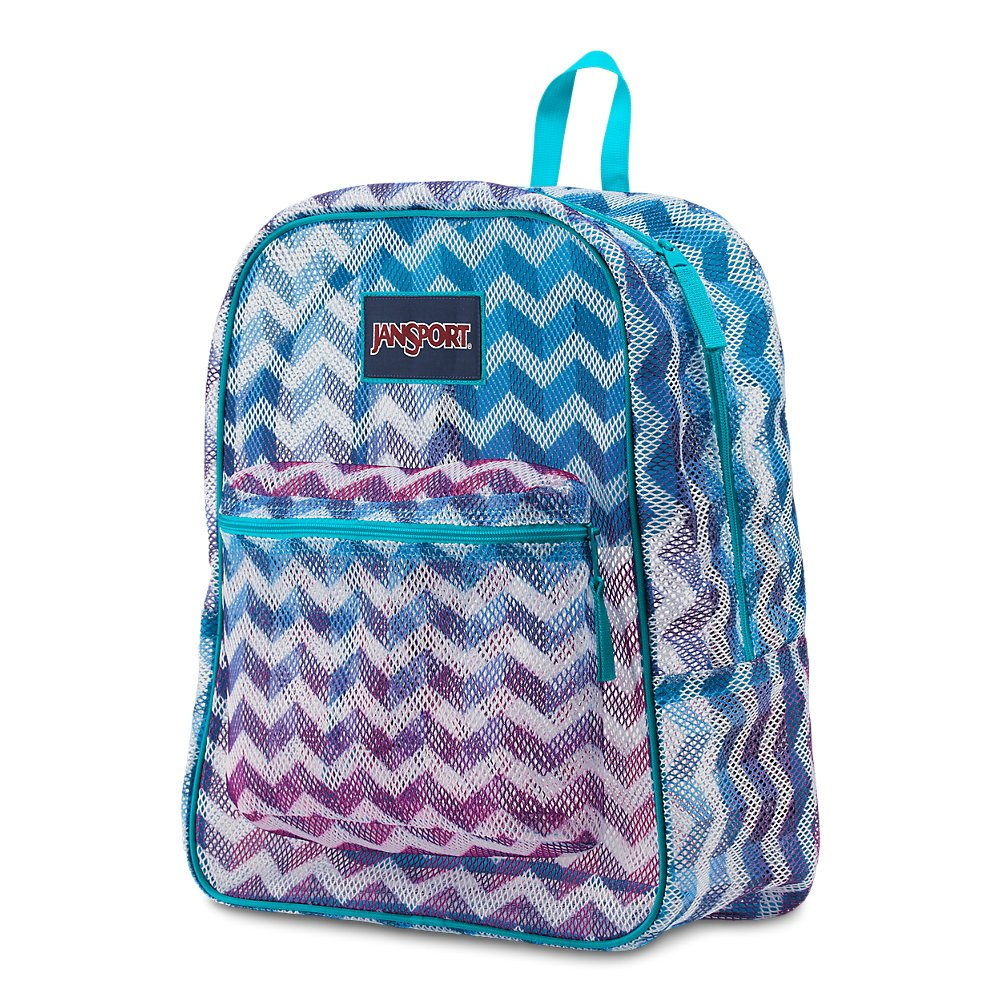 288be710605 JanSport Mesh Pack Backpack - Shadow Chevron - 2SDG35Q < Casual ...