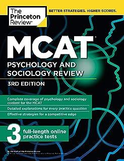 MCAT Behavioral Sciences Review 2019-2020: Online + Book
