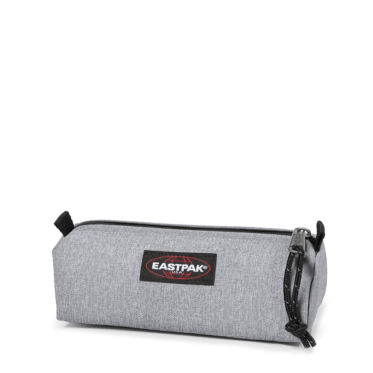 Eastpak Benchmark Single Pencil Case, 21 cm, Grey (Sunday Grey)