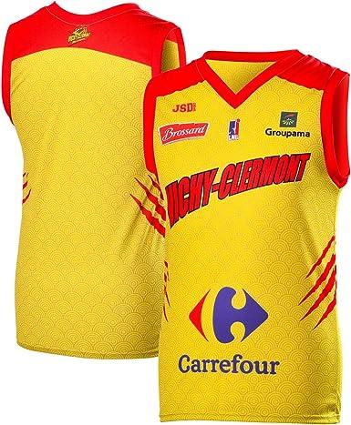 Vichy-Clermont Metropolis Baloncesto Vichy-Clermont - Camiseta ...