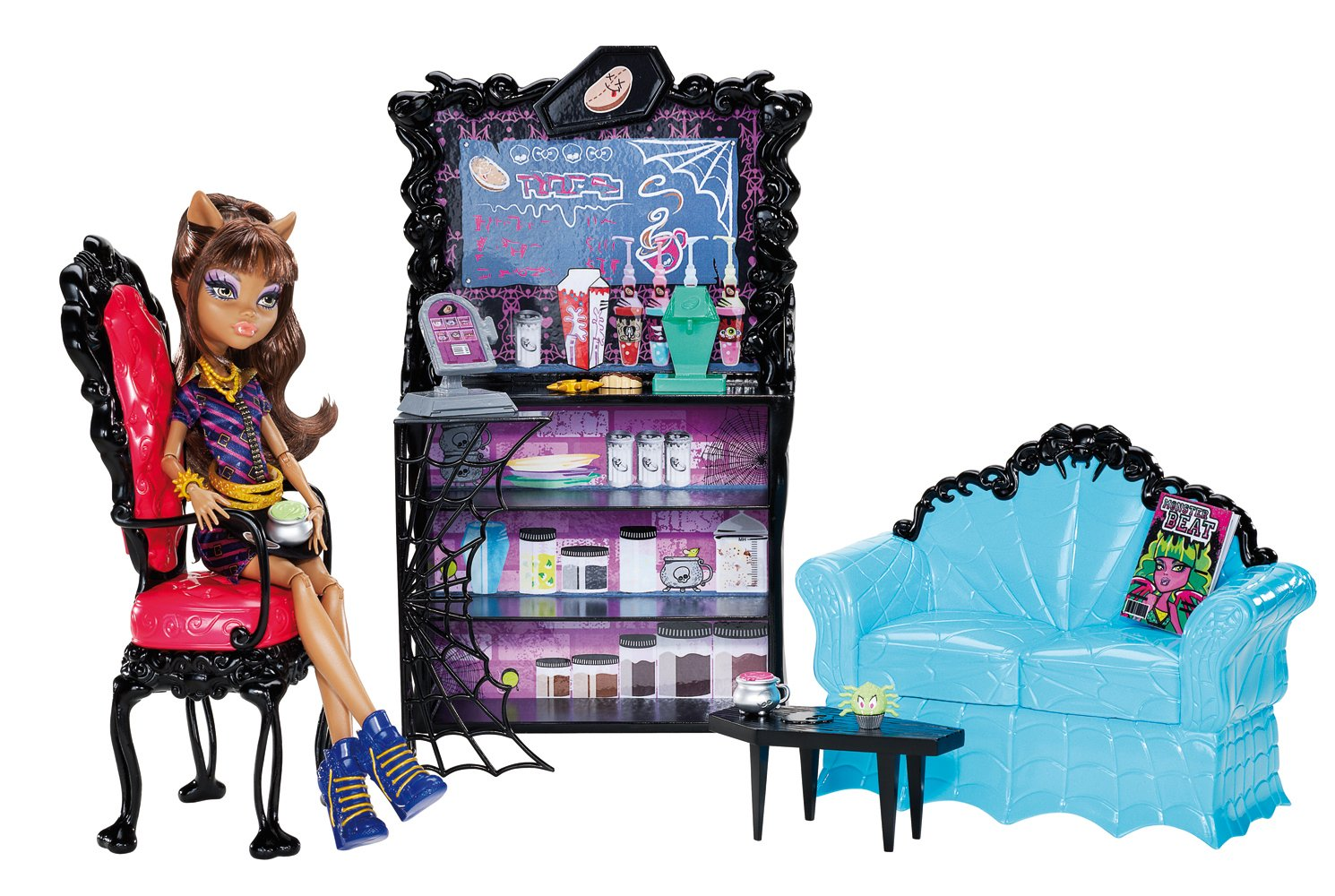 monster high coffin bean frankie. Black Bedroom Furniture Sets. Home Design Ideas