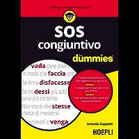 SOS Congiuntivo for dummies (Italian Edition) book cover