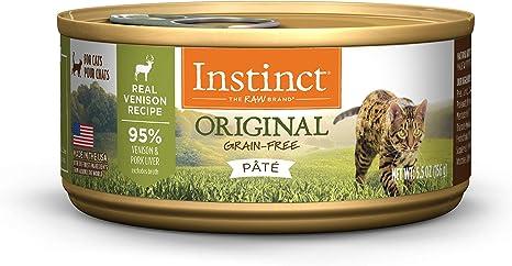 Natures Variety Instinct - Comida húmeda Natural para Gatos, sin ...