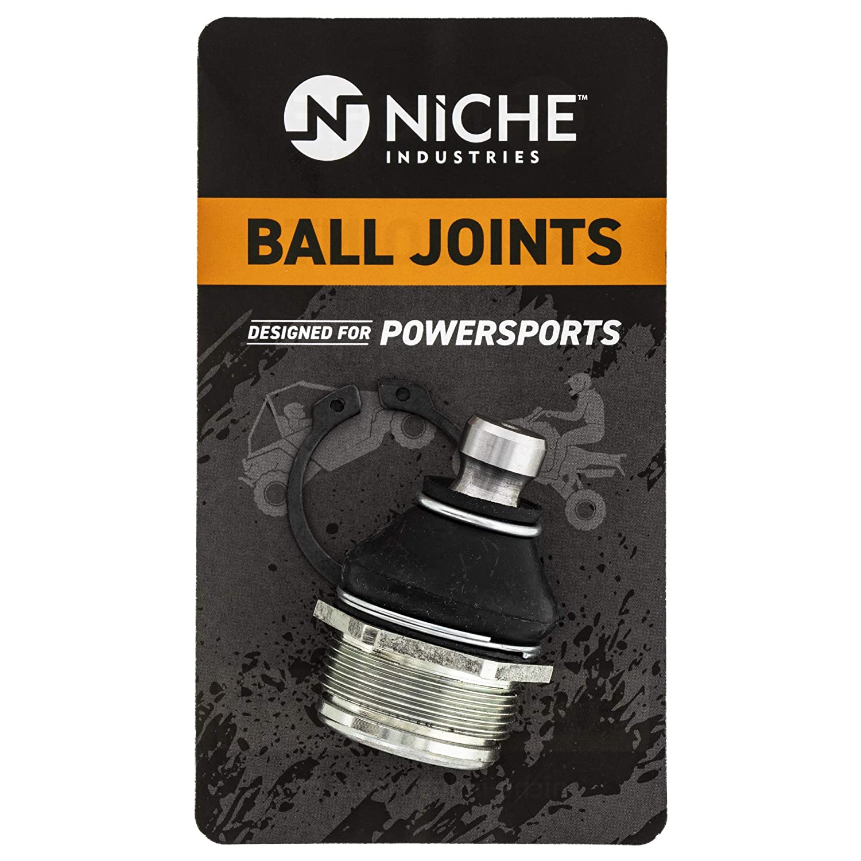 NICHE Ball Joint Kit For Kawasaki 59266-1098 59266-1075 Bayou 300 Lakota KEF300A KEF300B Sport Tecate 4 Upper Lower