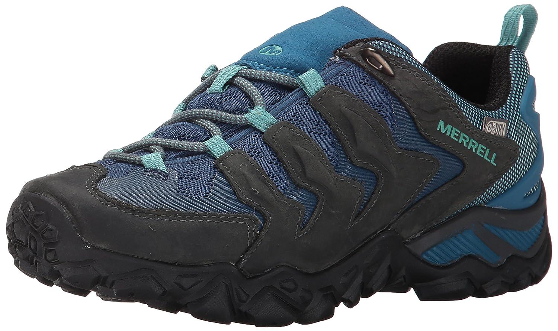 Merrell Women's Chameleon Shift Ventilator Waterproof Hiking Shoe B00R4V4VYE 5 B(M) US|Granite
