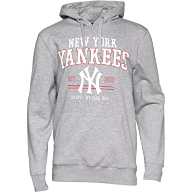 online store a6016 bbc5f Mens Majestic Athletic New York Yankees Hoodie MLB Hooded ...