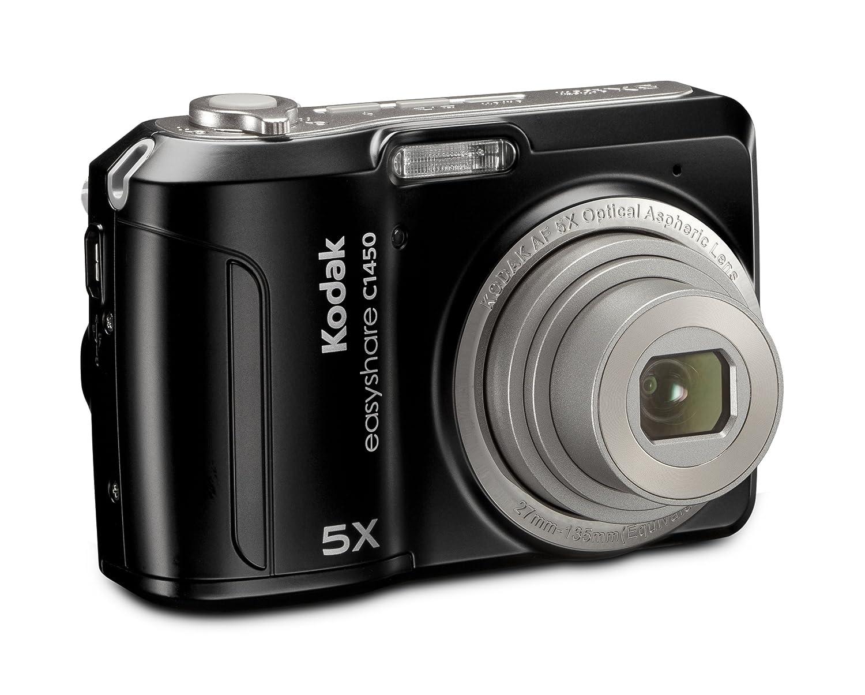 Kodak C1450 EasyShare Digitalkamera 3 Zoll schwarz: Amazon.de: Kamera
