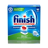 Finish All In 1 Powerball Fresh Dishwasher Detergent Tablets , 90 Tablets