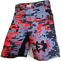 Crossfit Pantalones Cortos, Pantalones Cortos de MMA, Kick