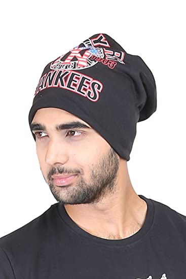 799d1651f50 FabSeasons Cotton Beanie Cap and Skull Cap  Amazon.in  Sports ...