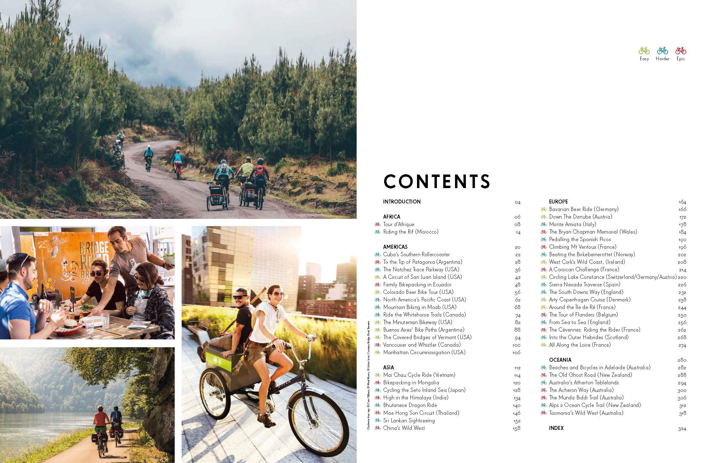 Epic Bike Rides of the World Lonely Planet Idioma Inglés: Amazon ...