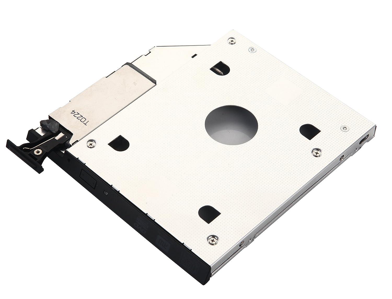DeYoung 2 nd disco duro caja de disco duro SSD Caddy Adaptador ...