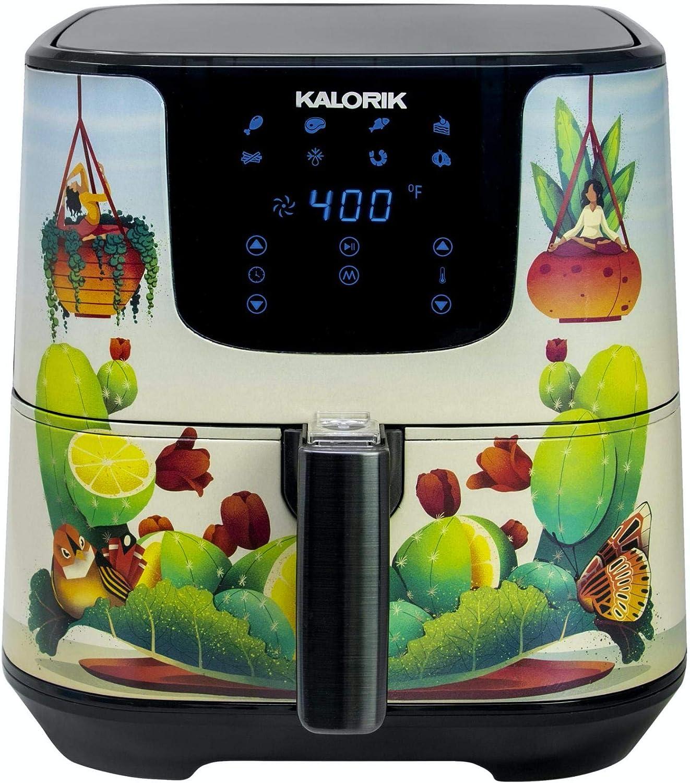 Kalorik 5.3 Quart Limited Edition Air Fryer Pro XL