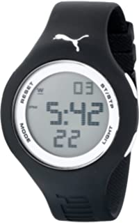 PUMA Unisex Drop Digital Display Analog Quartz Watch