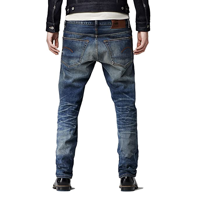 Amazon.com: G-Star Raw de los hombres 3301 recto Jean: Clothing