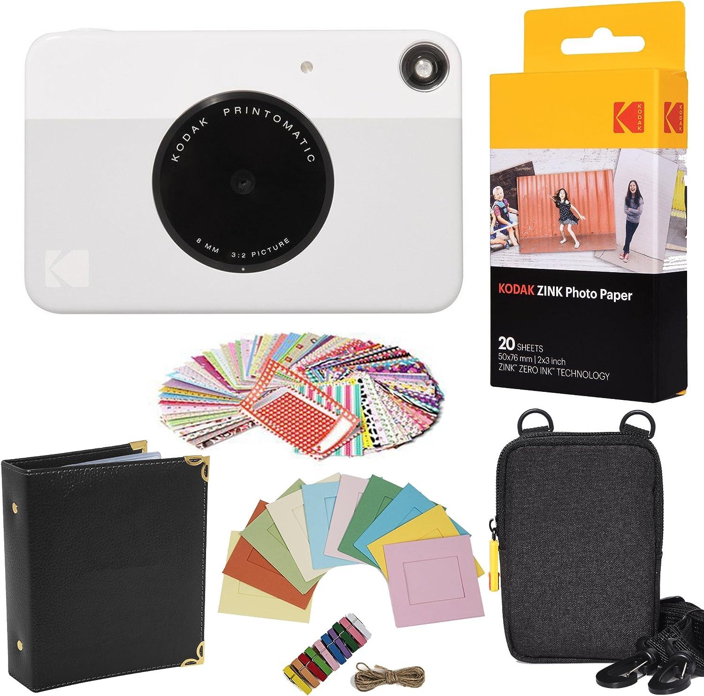 Kodak Printomatic Sofortbildkamera Geschenkpaket Elektronik