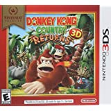 Nintendo Selects: Donkey Kong Country Returns 3D